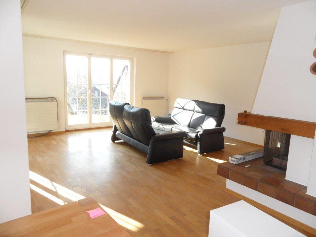 Wohnzimmer Renovation