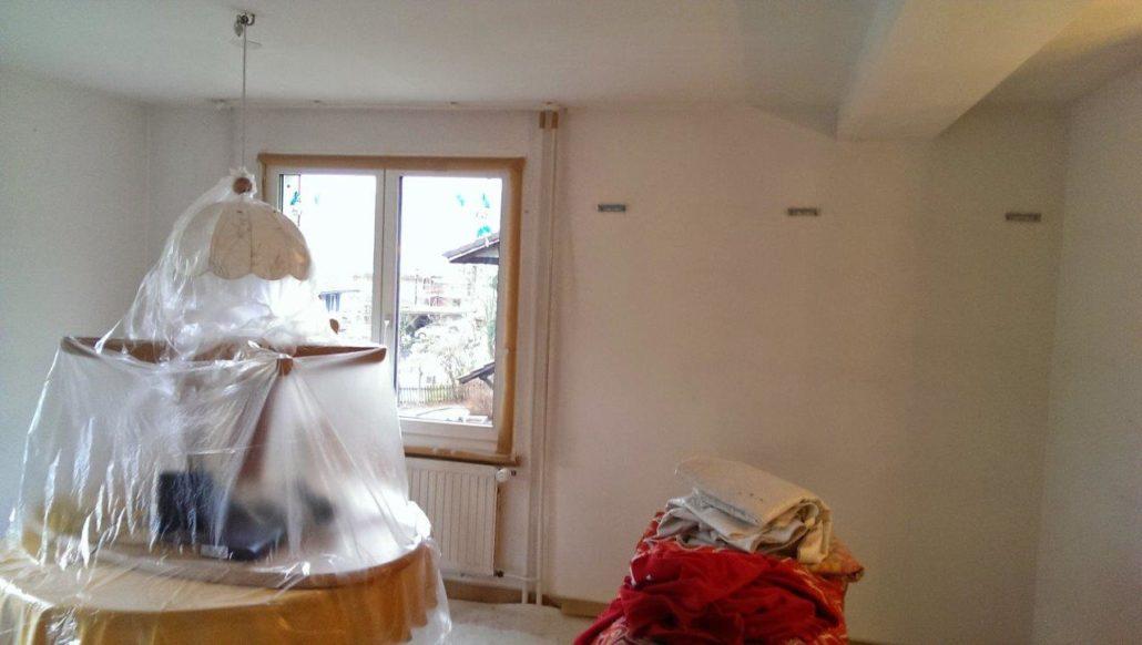 Renovation Wohnzimmer