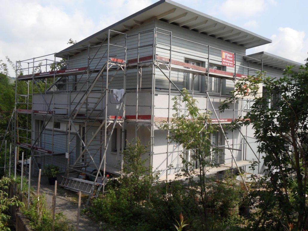 Fassaden Renovation